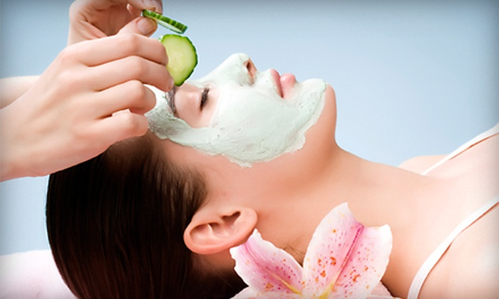 Aqua Medical Spa - Uptown: One or Three 50-Minute Facials at Aqua Medical Spa (Up to 58% Off)