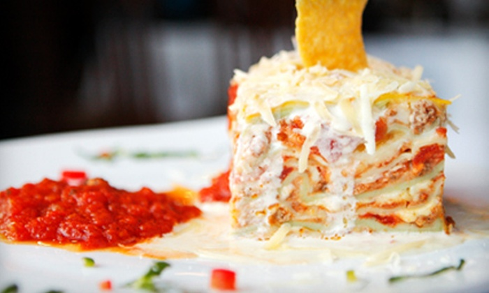 Tuscana West - Washington: $20 for $45 Worth of Italian Cuisine at Tuscana West