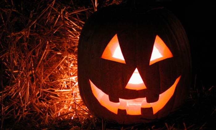 Mount Charleston Trail Rides - Rancho Oakey: $6 for One Ticket to Haunted Hayride at Springs Preserve from Mount Charleston Trail Rides ($12 Value)
