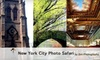 New York City Photo Safari - New York City: $40 for an Intermediate Nuts & Bolts Photo Safari Class from New York City Photo Safari ($80 Value)