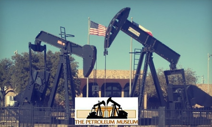 Permian Basin Petroleum Museum - West End: $4 for One Adult Admission Ticket to the Permian Basin Petroleum Museum