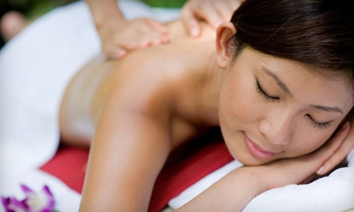 Vitality Massage Therapy - Spokane: $30 for One-Hour Therapeutic, Deep-Tissue, or Swedish Massage at Vitality Massage Therapy ($60 Value)