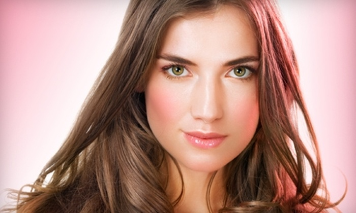 Julian Hans Hair Salon - New Territory: $35 for Haircut and Style at Julian Hans Hair Salon in Laguna Hills (Up to $70 Value)