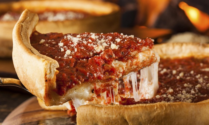 Nero's Pizza and Pub - Algonquin: One Free Desert with Purchase of $20 or more at Nero's Pizza and Pub