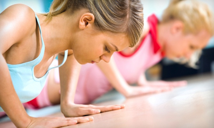 Mirror Image Lifestyle Fitness - Webster Groves: $20 for Four Boot-Camp Classes from Mirror Image Lifestyle Fitness at Studio Rue in Webster Groves ($60 Value)