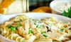 Villa Palermo Cafe - Fond du Lac: $15 for $30 Worth of Italian Fare and Drinks at Villa Palermo Café
