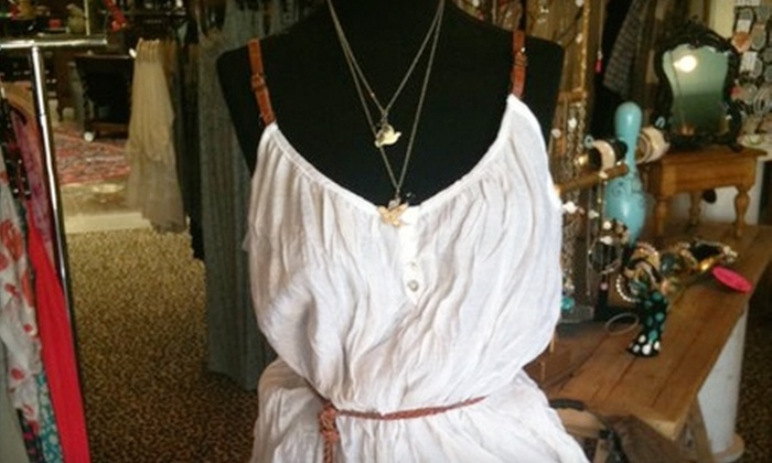 Divine Raggs Boutique - Amarillo: $25 for $50 Worth of Women's Apparel, Jewelry, and Handbags at Divine Raggs Boutique