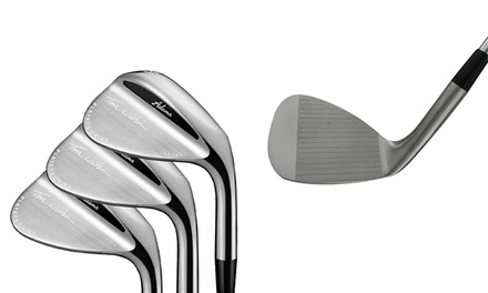 Adams Golf Tom Watson Signature Players Grind 3-Piece Wedge Set