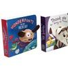 Funny Finger-Puppet Book Set (3-Pack)