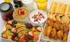 Cafe Schönhausen - Berlin: Großes Familien-Frühstück für 1 Erwachsenen und bis zu 2 Kinder im Café Schönhausen (bis zu 37% sparen*)