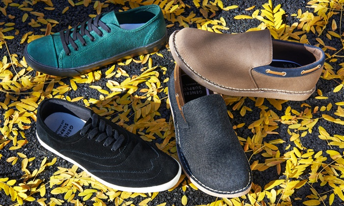 Generic Surplus: Generic Surplus Men's Casual Sneakers. Multiple Styles Available from $45–$60.