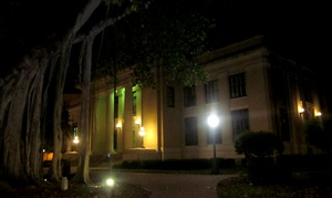 Haunted Fort Myers: Ghost Tour for Two or Four from Haunted Fort Myers (45% Off)