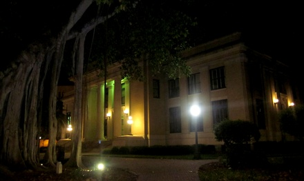 Ghost Tour for Two or Four from Haunted Fort Myers (55% Off)