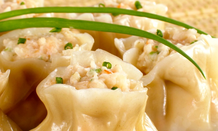 Po's Dumpling Bar - Volker: One or Three Groupons, Each Good for $15 Worth of Chinese Cuisine and Drinks at Po's Dumpling Bar