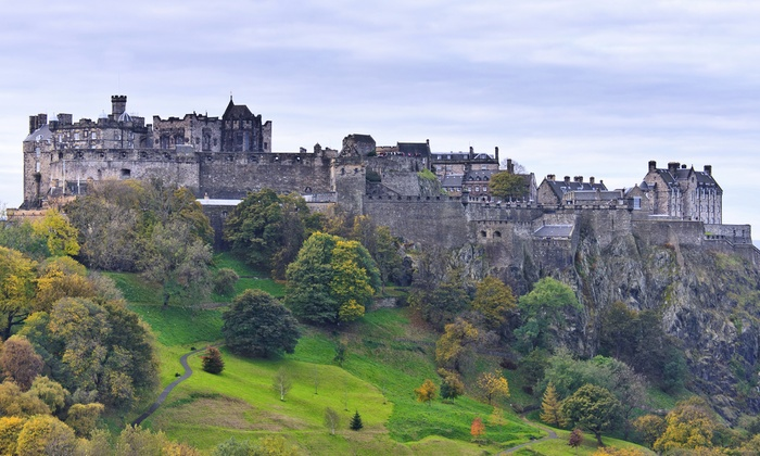 Scotland Vacation With Hotel And Air From Great Value Vacations Edinburgh Grampians