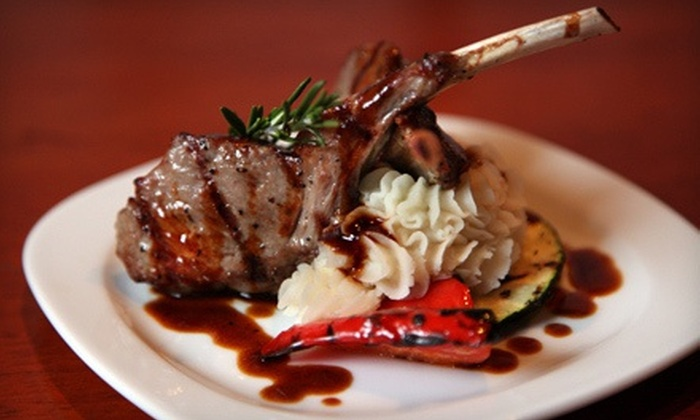 Mezè Restaurant - Adams Morgan: $42 for Mediterranean Tasting Dinner for Two at Mezè Restaurant ($70 Value)