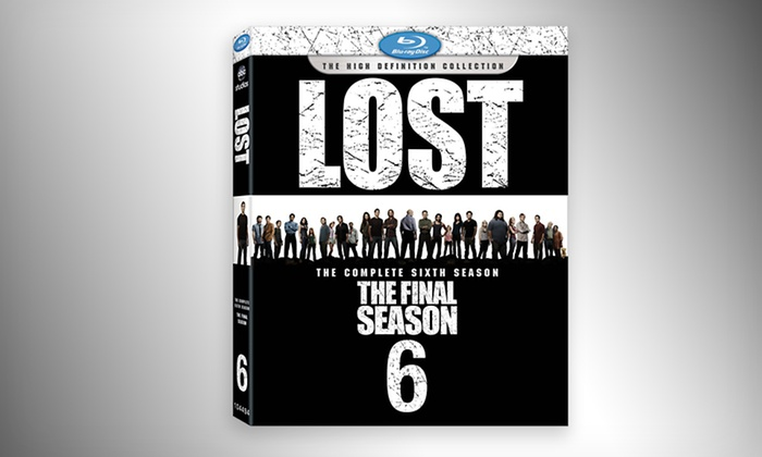 $20 99 for Lost: The Complete Sixth and Final Season on Blu-ray ($49 99  List Price)  Free Shipping and Returns