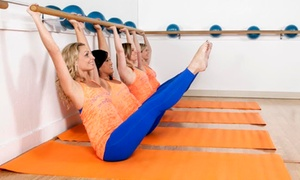 Precision Pilates: Up to 53% Off 10 Pilates,Barre or Yoga Classes at Precision Pilates