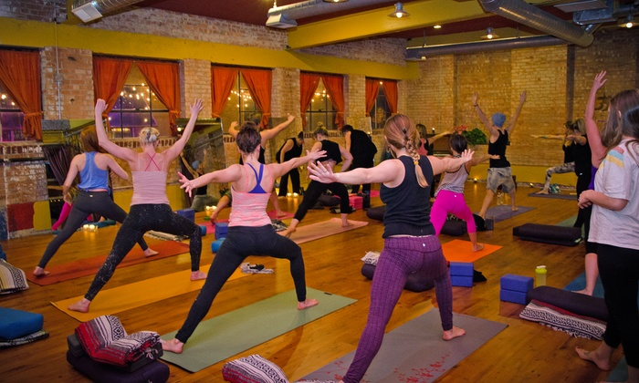 Bhakti Yoga Lounge - Sugar House: 5 or 10 Yoga Classes at Bhakti Yoga Lounge (Up to 71% Off)
