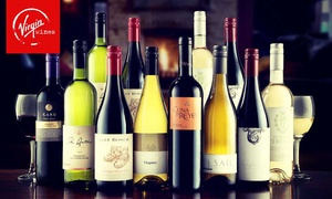 Virgin Wines: £50 or £100 to Spend on Award Winning Wine at Virgin Wines (Up to 50% Off)