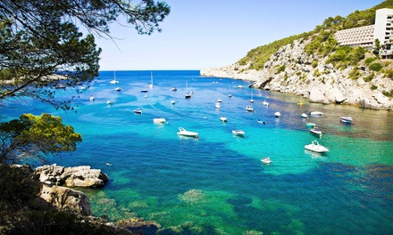 ✈ Ibiza: 3, 5 or 7Night Self Catering Stay at Tropicana Studios with Return Flights*