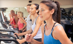 Fitness Experience: One-Month Fitness Membership Package for One or Two at Fitness Experience (94% Off)
