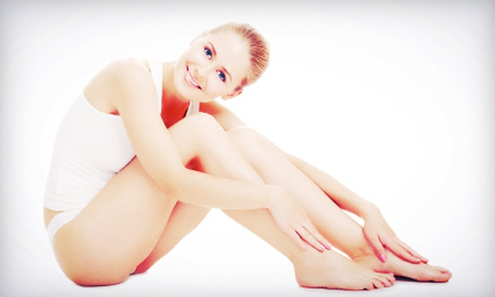 Three Laser Hair-Removal Treatments for a Small, Medium, Large, or Extra-Large Area, or Full-body at Seriously Skin