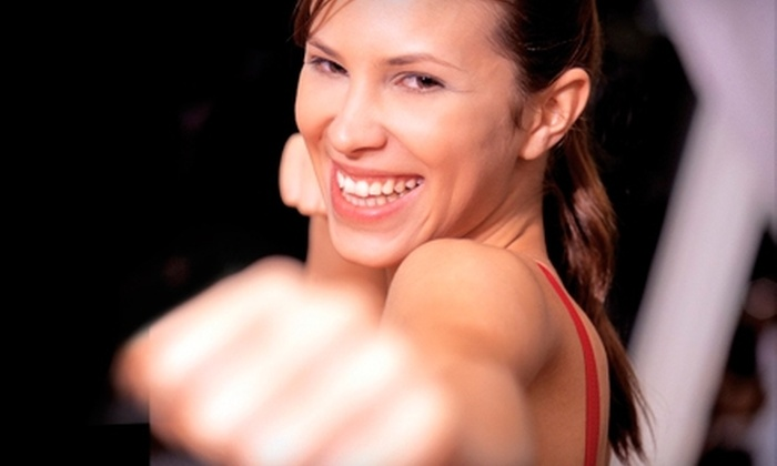 Reading Athletic Club - Reading: $20 for 10 Zumba or Cardio Kickboxing Classes at Reading Athletic Club (Up to $150 Value)