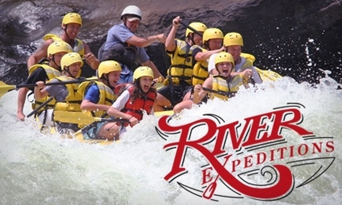 River Expeditions - New Haven: $77 for a One-Day, Two-Night Rafting and Camping Trip on the Lower New River from River Expeditions (Up to $155 Value)
