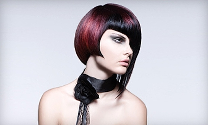 The Beauty Spot - Mesa: $25 for a Haircut, Blow-Dry, and Style at The Beauty Spot in Mesa (Up to $55 Value)