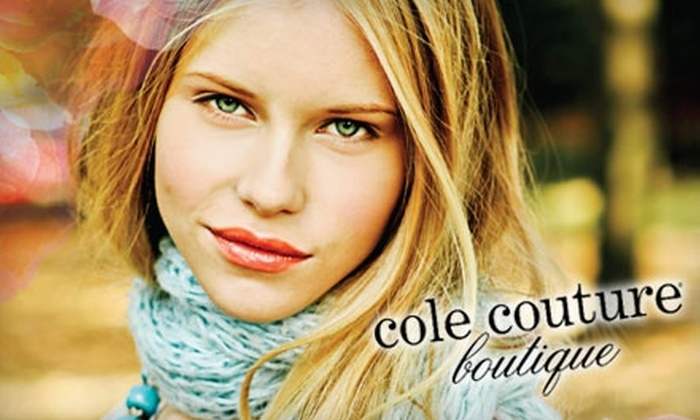 Cole Couture - Tallahassee: $25 for $50 Worth of Apparel, Accessories, and More at Cole Couture