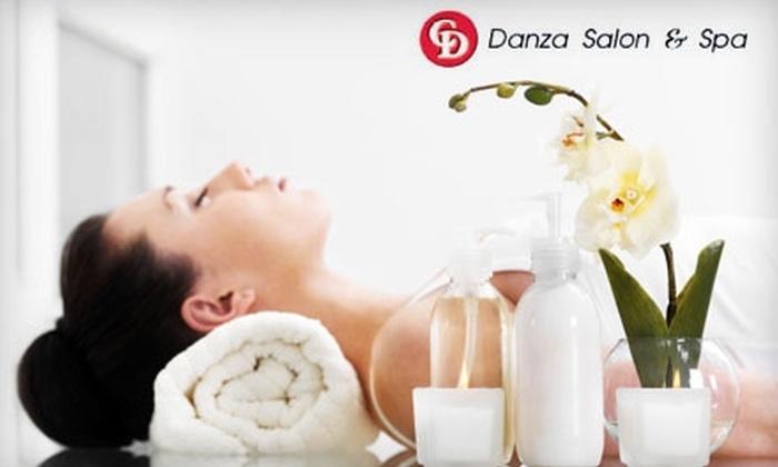 CD Danza Salon & Spa - Renton: $35 for $80 Worth of Services at CD Danza Salon & Spa in Renton