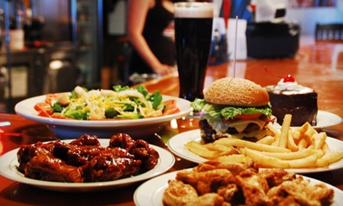 Hot Rod Cafe - New London: $15 for $30 Worth of Casual Fare and Drinks at Hot Rod Cafe in New London