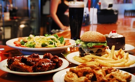 $30 Groupon to Hot Rod Cafe - Hot Rod Cafe in New London