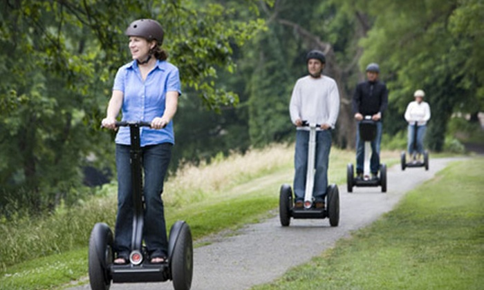 Dayton Segway Tours - Midtown Dayton: Guided Segway Tour for One or Two from Dayton Segway Tours