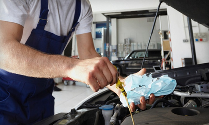 Initial Tuning - Merivale Gardens - Grenfell Glen - Pineglen - Country Place: Oil-Change and Spring Maintenance Services at Initial Tuning (Up to 88% Off). Three Options Available.