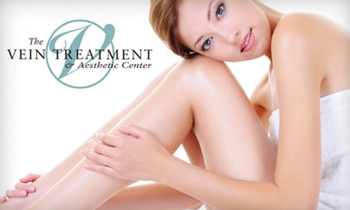 The Vein Treatment and Aesthetic Center - East Louisville: $40 for a Microdermabrasion Treatment for the Hands and Forearms at The Vein Treatment and Aesthetic Center ($90 Value)