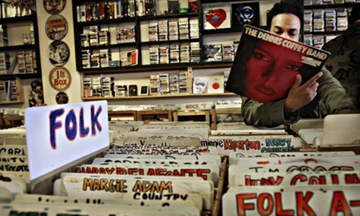 Val's halla Records - Oak Park: $5 for $10 Worth of Used and New CDs, Tapes, Vinyl, and More at Val's halla Records in Oak Park
