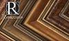 Renaissance Framing Gallery - Neighborhood Nine: $55 for $125 Worth of Custom Framing at Renaissance Framing Gallery in Cambridge