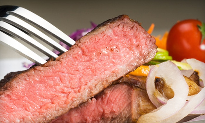 Benjamin Restaurant & Bar - Kips Bay: $29 for Two-Person, Four-Course Dinner of American Fare Including Appetizer, Entrees, and Dessert at Benjamin Restaurant & Bar (Up to $70.80 Value)