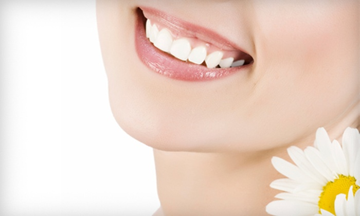 Pearl Whitening - Douglas: $49 for an In-Office Teeth-Whitening Treatment and Take-Home Whitening Pen from Pearl Whitening in Langley ($239.98 Value)