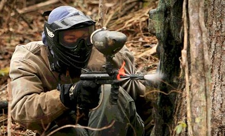 Smoky Mountain Paintball: 2 All-Day Airsoft Passes - Smoky Mountain Paintball in Seymour