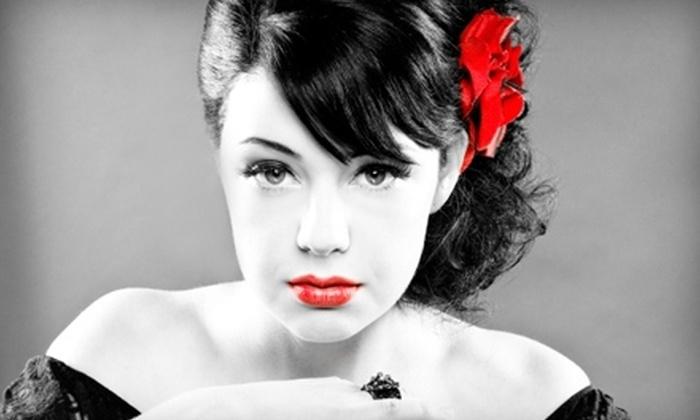 Jenn Cady Design Photography - Hendersonville: $65 for Two-Hour Photo Shoot from Jenn Cady Design Photography ($395 Value)