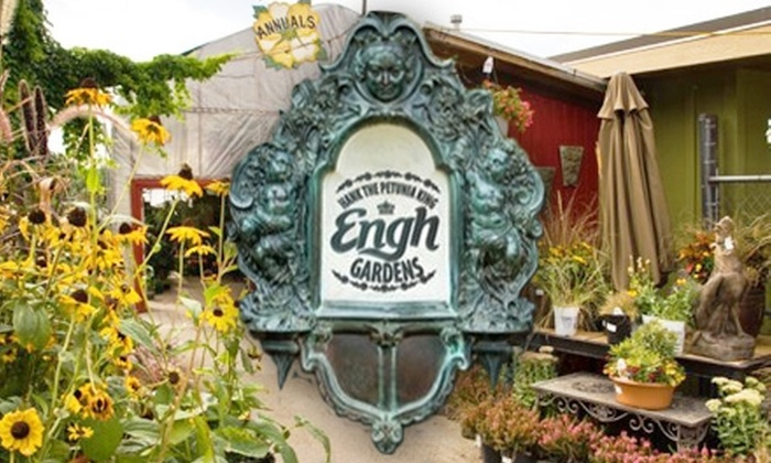 Engh Gardens - Sandy: $15 for $35 Worth of Plants and Supplies at Engh Gardens