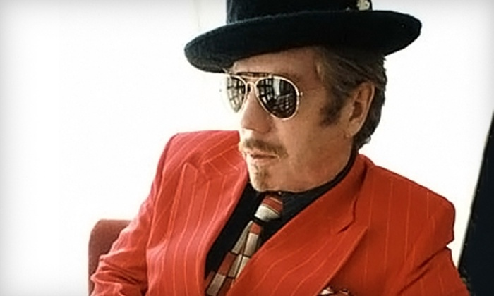 Dan Hicks and The Hot Licks - Fresno: $15 for One General-Admission Ticket ($30 Value) or $20 for One Reserved Ticket ($40 Value) to Dan Hicks and the Hot Licks at the Tower Theatre on Sunday, June 12, at 7:30 p.m.