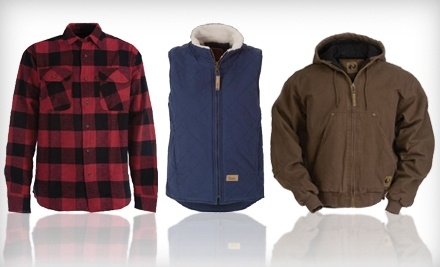 $40 Groupon to Berne Apparel - Berne Apparel in