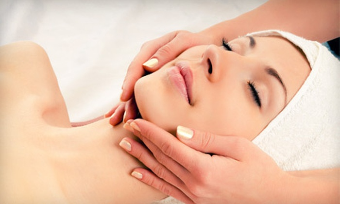 All For You Salon & Spa - Winchester: One or Three Glycolic Spa Facials at All For You Salon & Spa (Up to 59% Off)