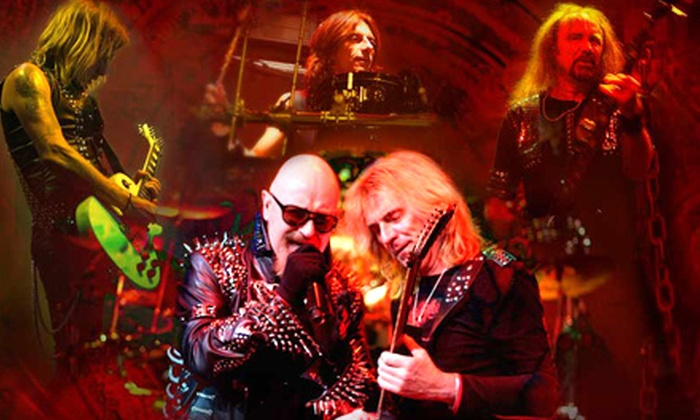 Judas Priest featuring Black Label Society and Thin Lizzy - Town Center: One Ticket to Judas Priest at Cynthia Woods Mitchell Pavilion in The Woodlands on October 15 at 6 p.m. Two Options Available.