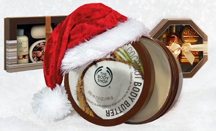 $40 Groupon to The Body Shop - The Body Shop in