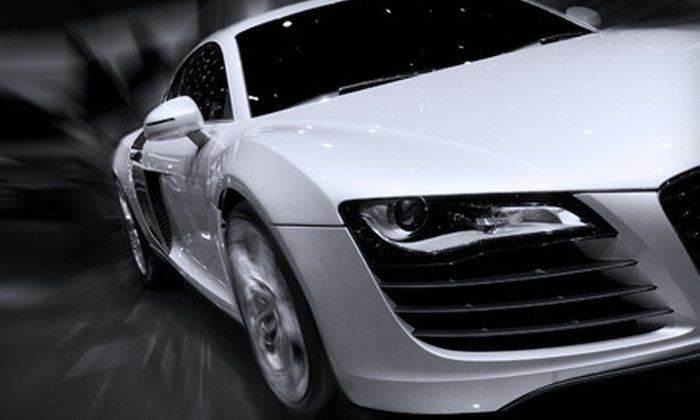 The Smart Car Wash - Potomac Mills: $35 for Three Platinum Car Washes at The Smart Car Wash in Woodbridge (Up to $71.97 Value)